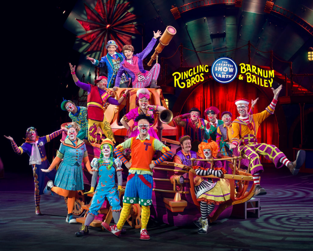 Ringling Bros And Barnum Bailey Circus Xtreme Comes To Charlotte Peanut Blossom