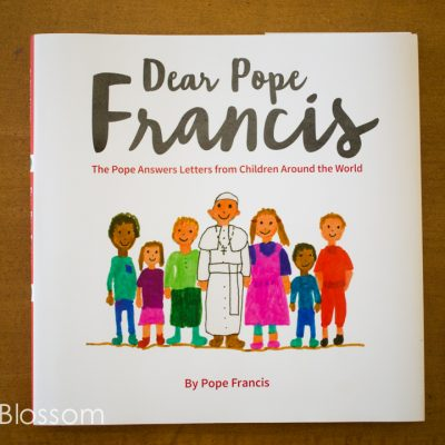 Dear Pope Francis: children ask the hard questions and the Pope answers