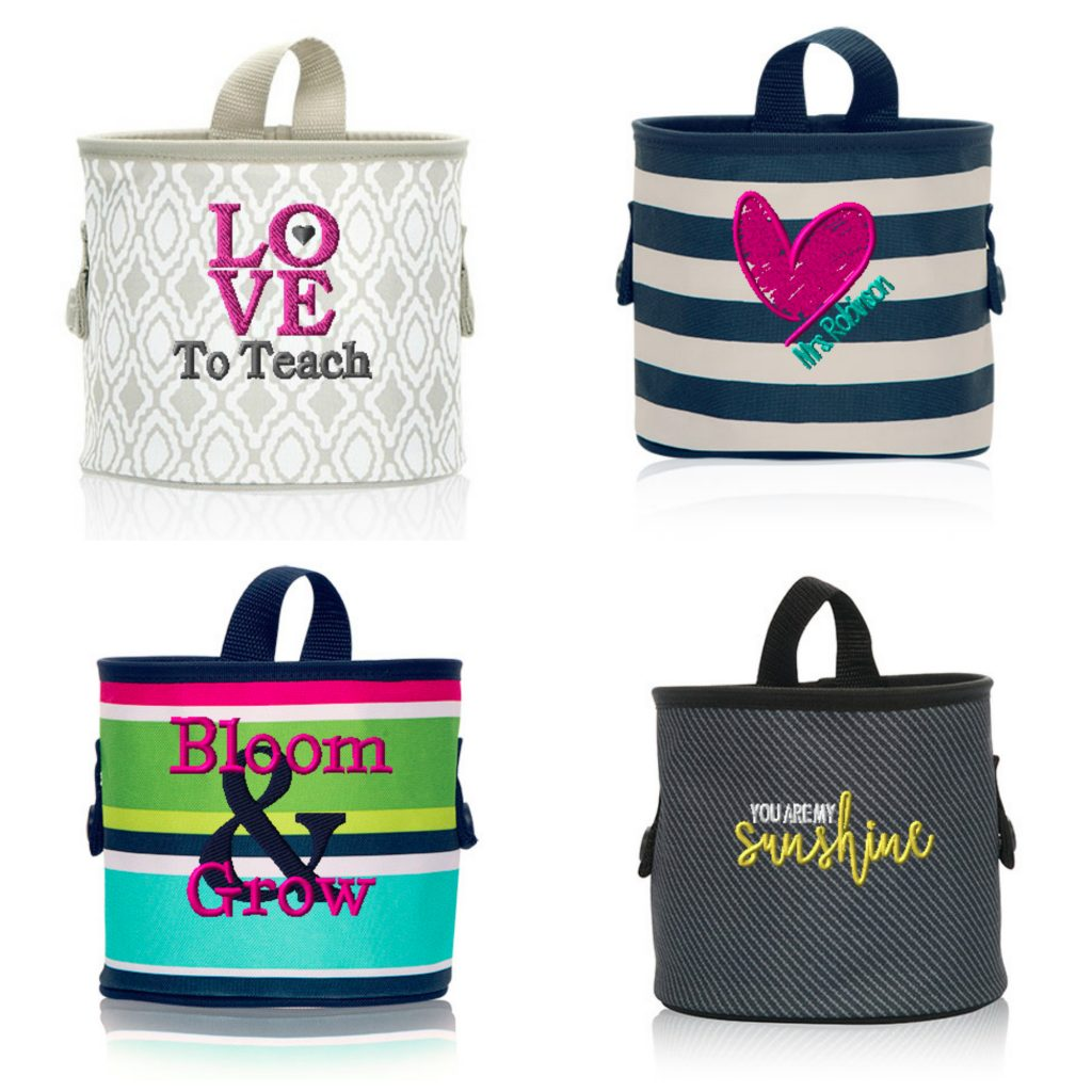 $10 teacher appreciation gift from Thirty One Bags