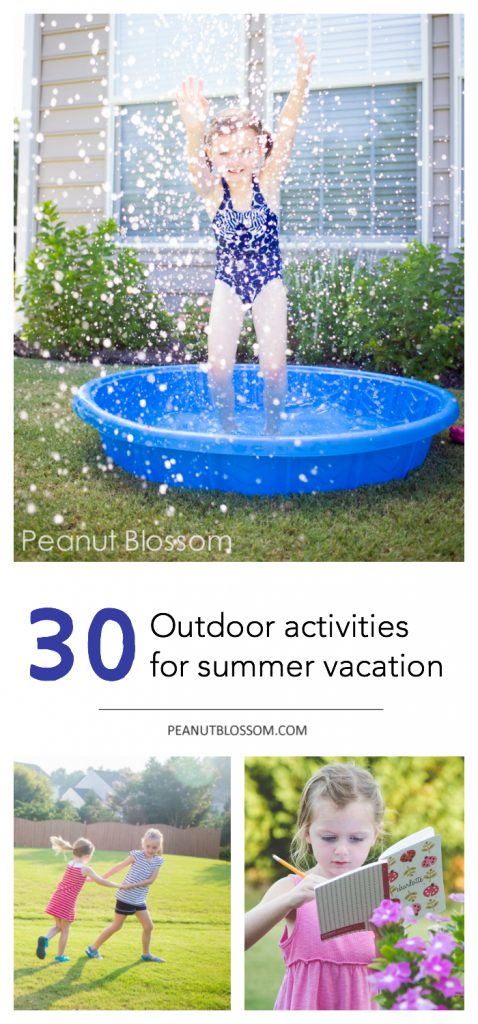 30 Classic outdoor activities for kids