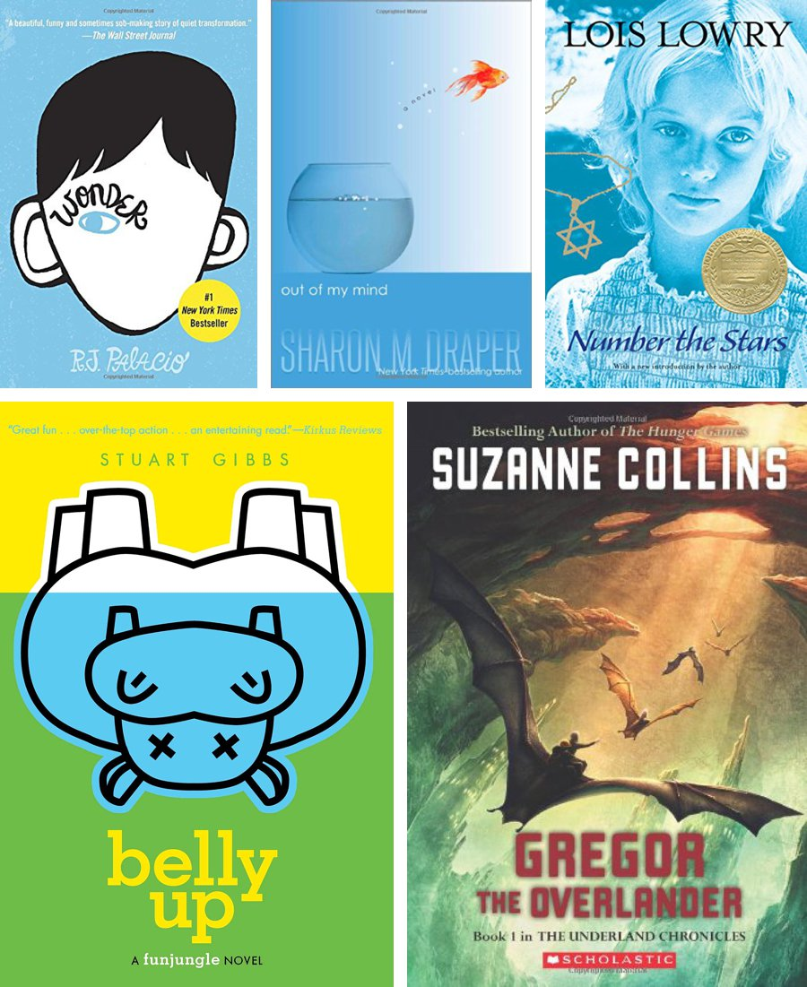 Must-read read aloud books for 8-year-olds *Great list of library recommendations for kids