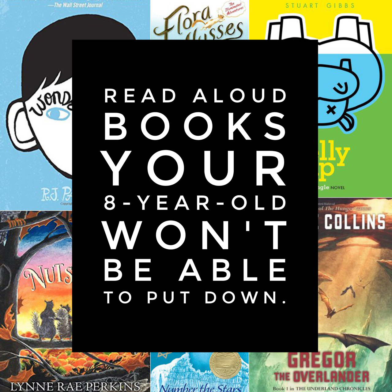 Must Read Read Aloud Books For 8 Year Olds