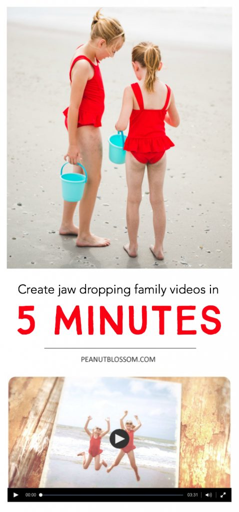 5 steps to creating jaw dropping family videos