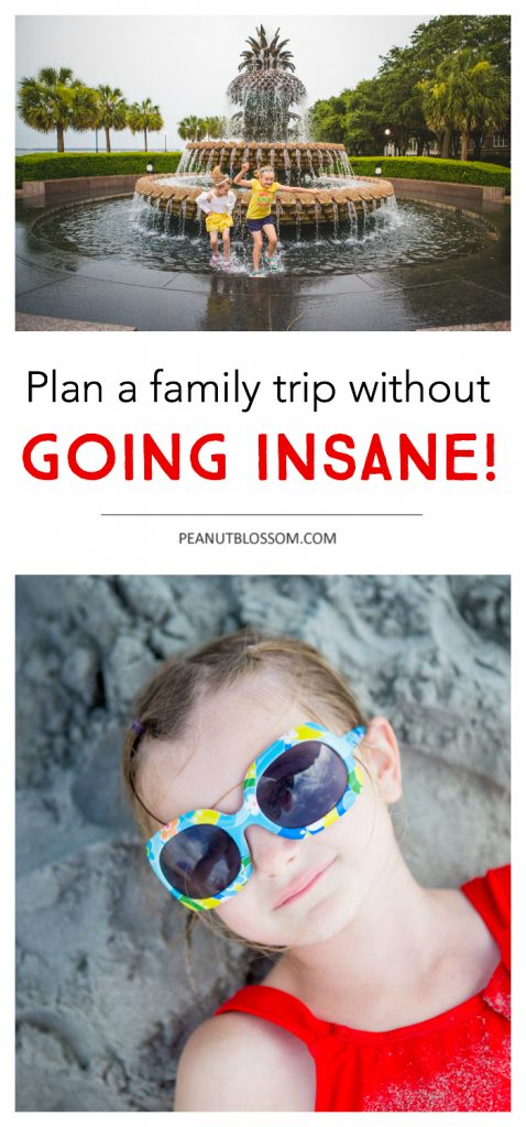 How to make a family-friendly itinerary