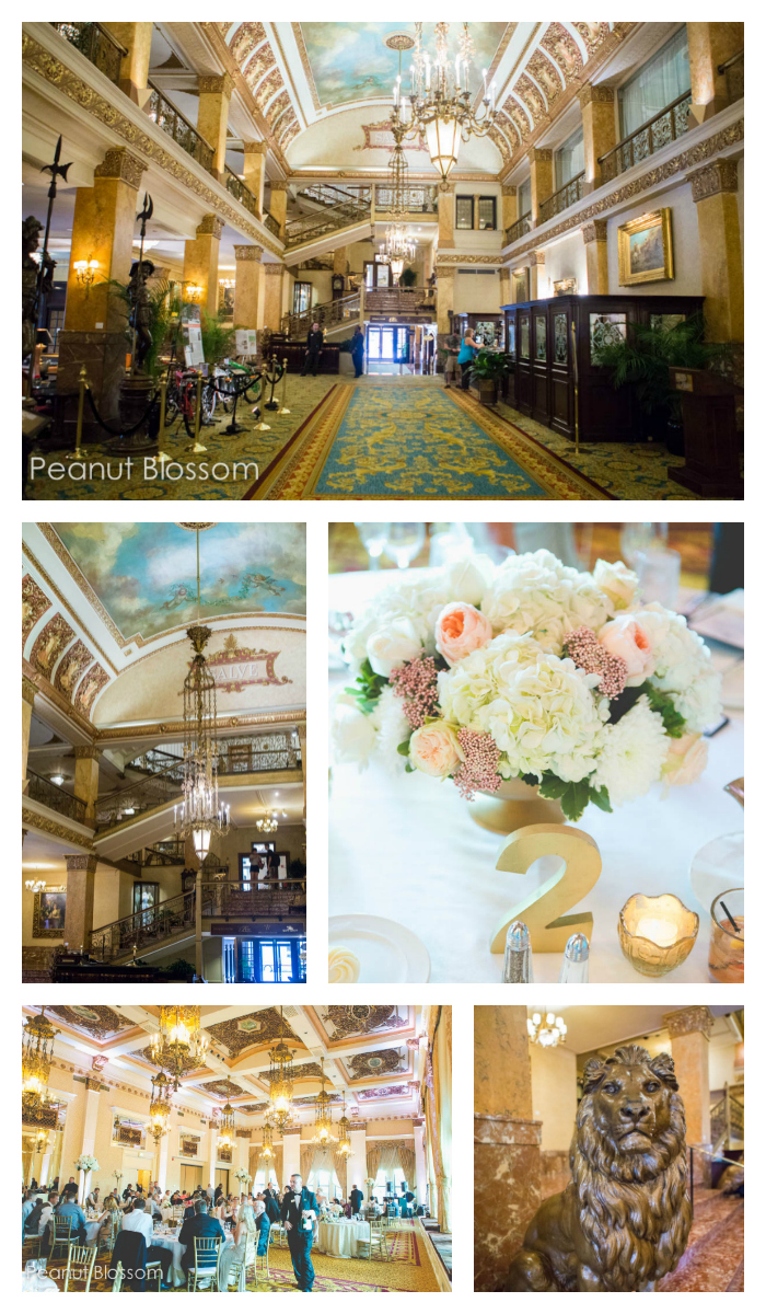 The Pfister in Milwaukee: The perfect spot for a romantic getaway