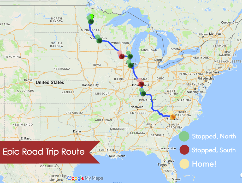 How to plan an epic family road trip through the Midwest