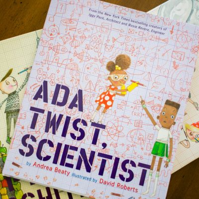 Scientist, Engineer, or Architect? 3 must have books to inspire your curious child