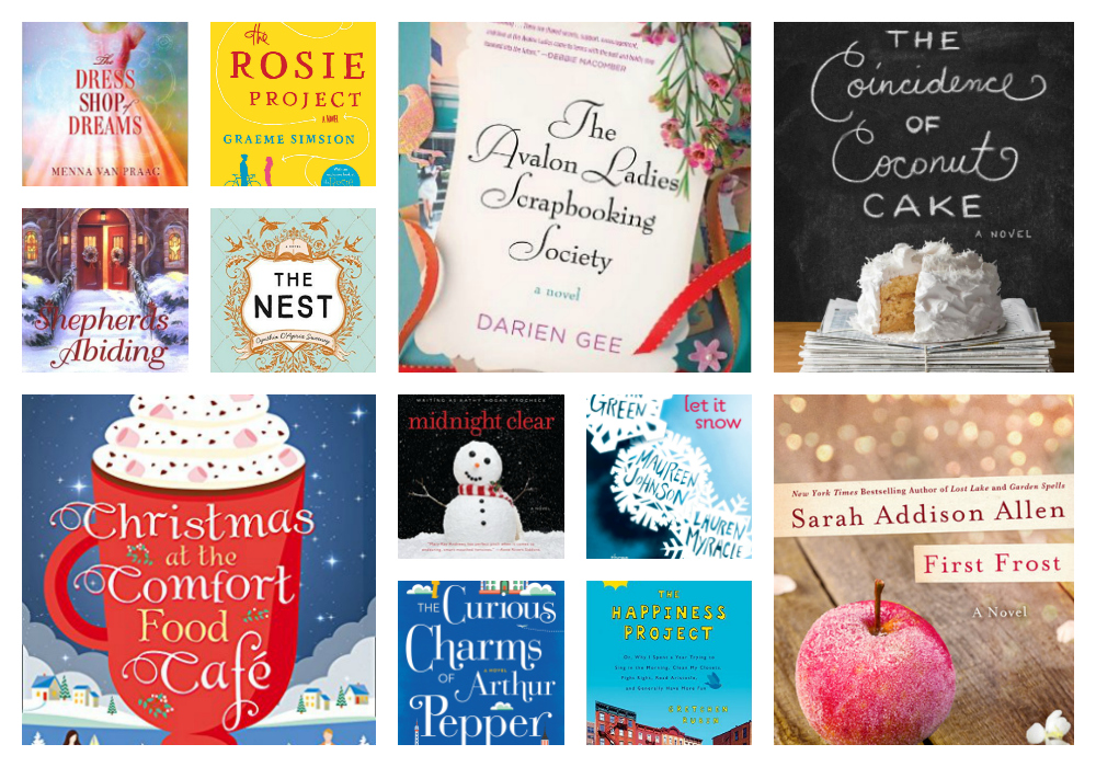 12 Christmas book club ideas you'll want to snuggle up with this winter