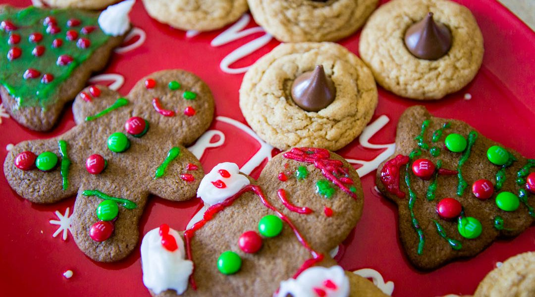 10 semi homemade Christmas cookies that will save your sanity
