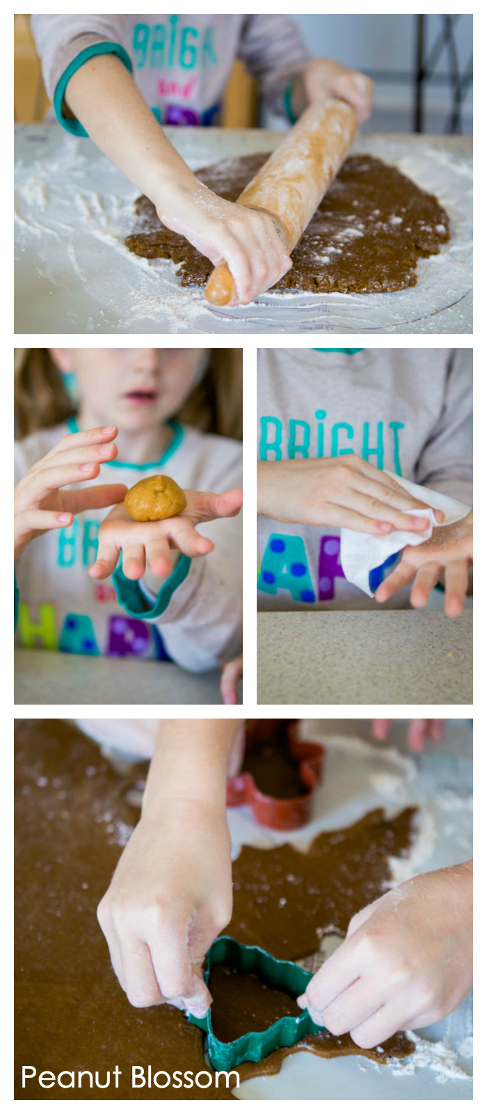 10 semi homemade Christmas cookies so easy your kids can make