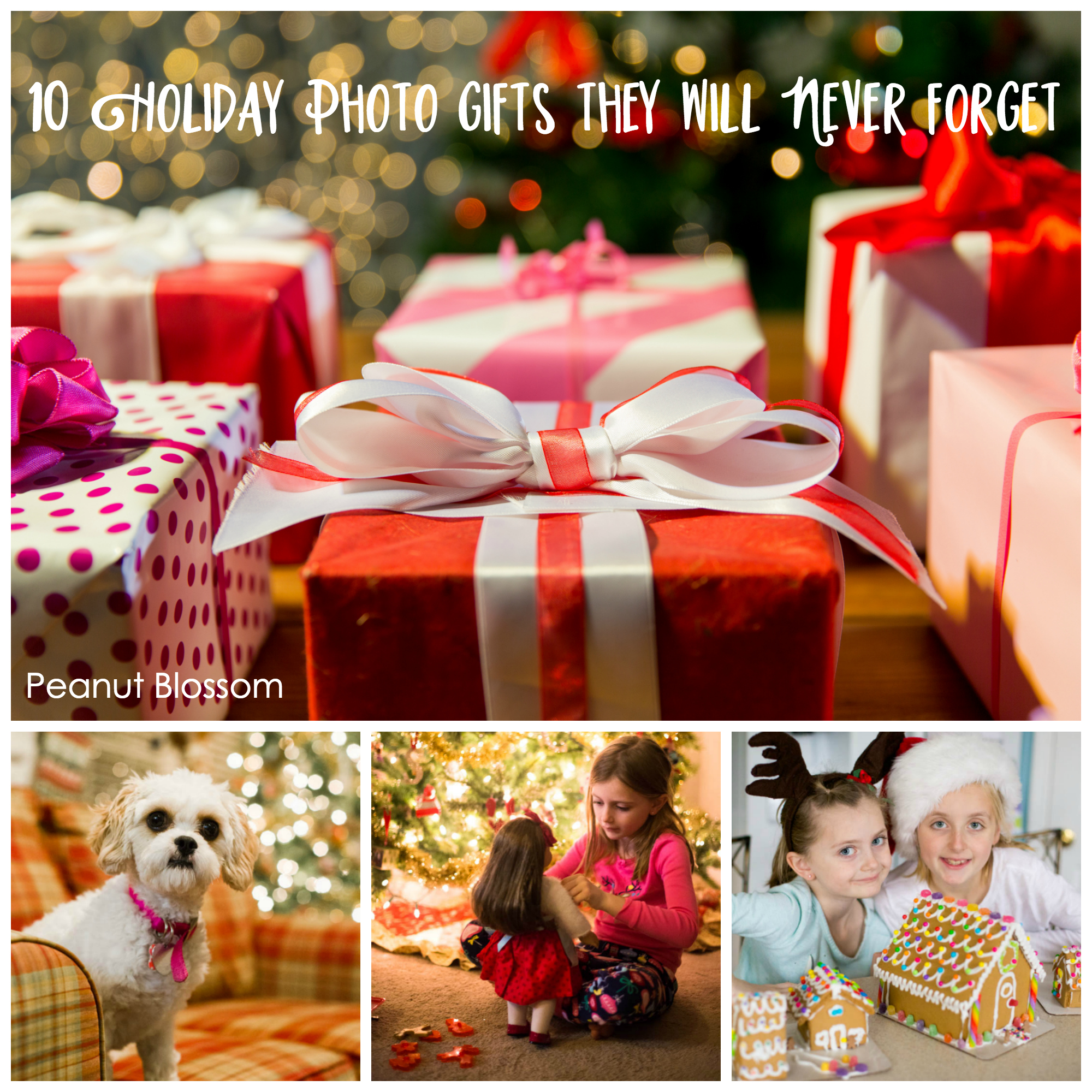 10 holiday photo gift ideas your family will never forget
