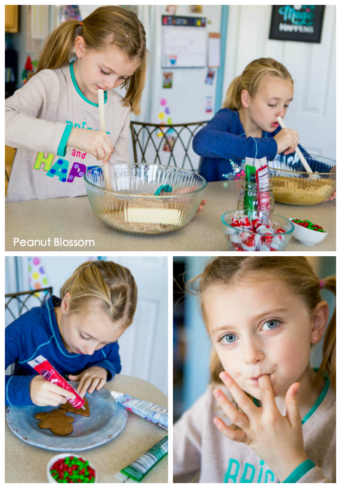 Awesome tricks for easy Christmas cookies for kids to bake for their families.