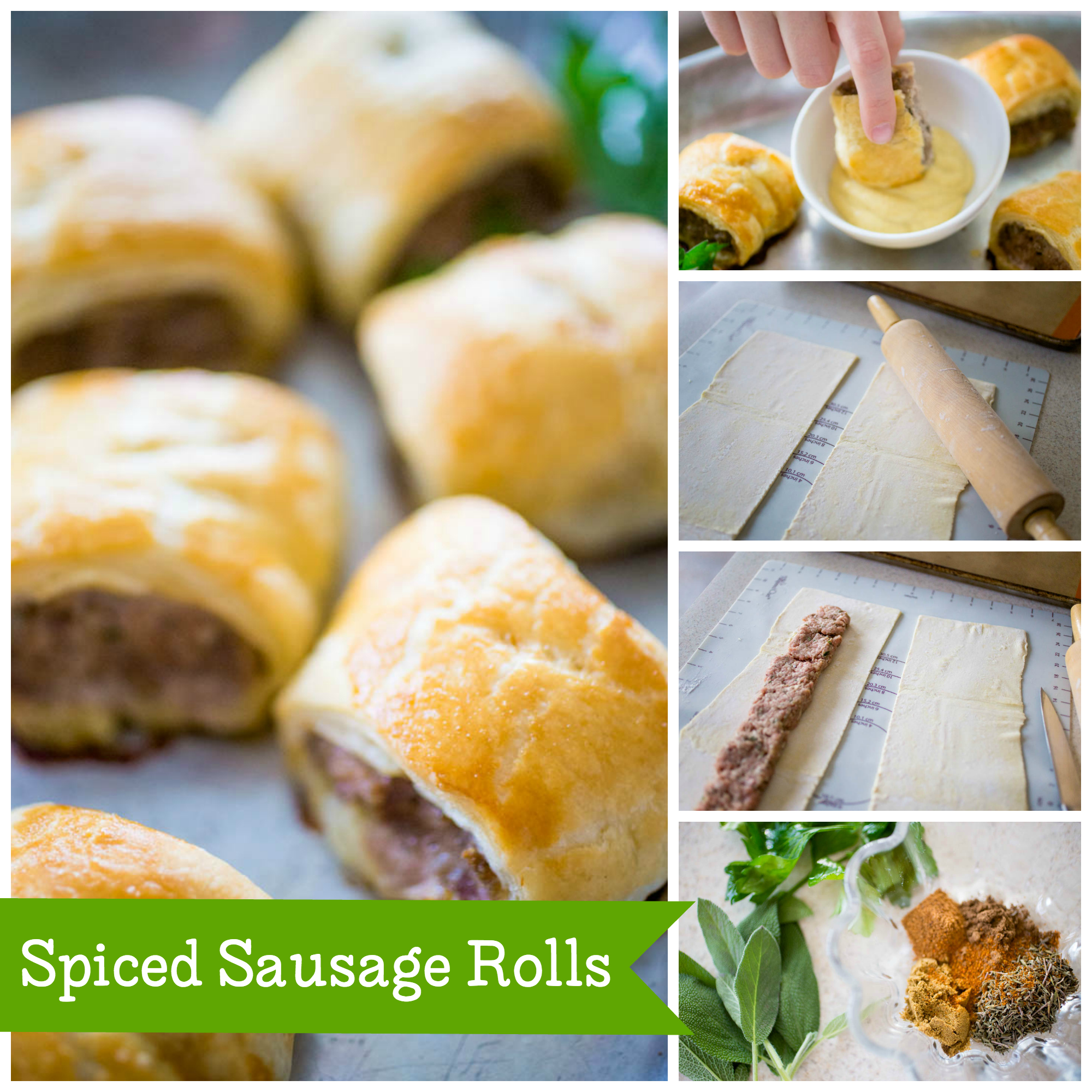 Easy sausage rolls recipe: Perfect for a party appetizer