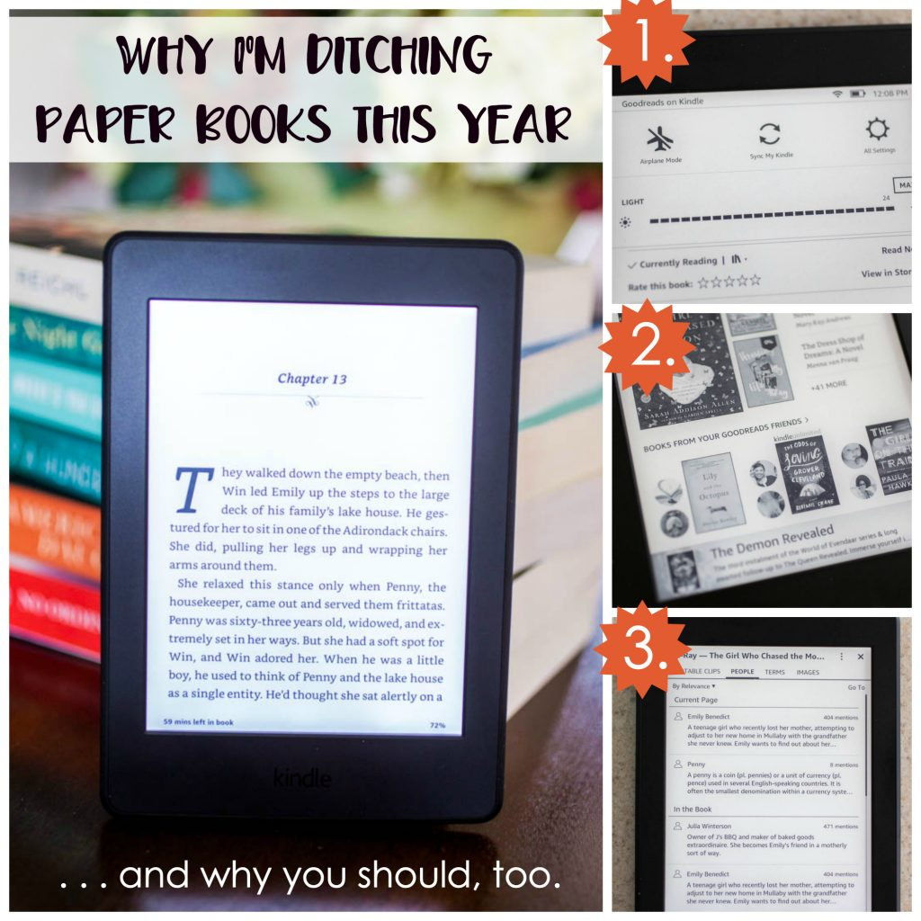 A Kindle Paperwhite review for book worms