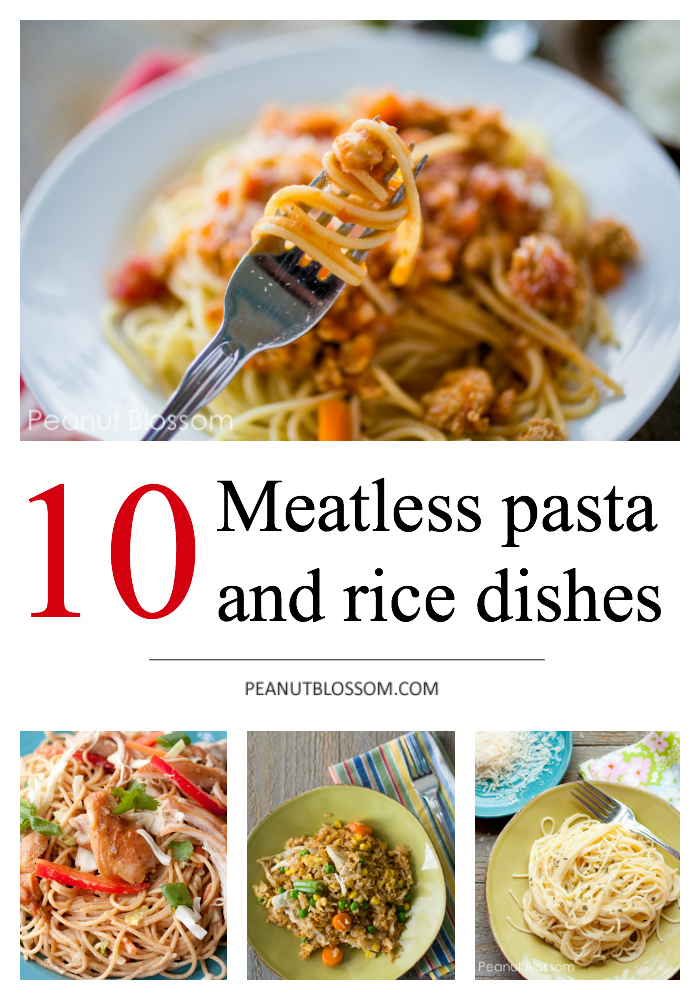 30 meatless meals for Lent your kids will actually eat
