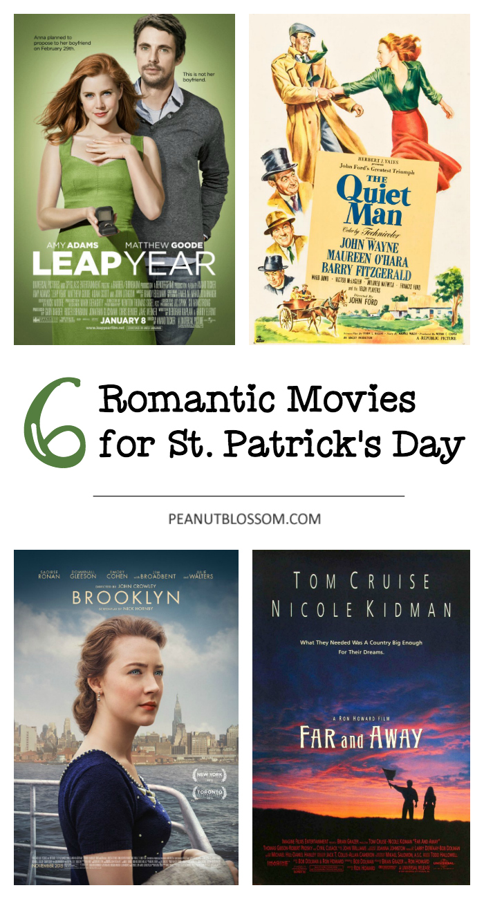 Kiss me, I'm Irish! 6 romantic St. Patrick's Day movies for sweeties
