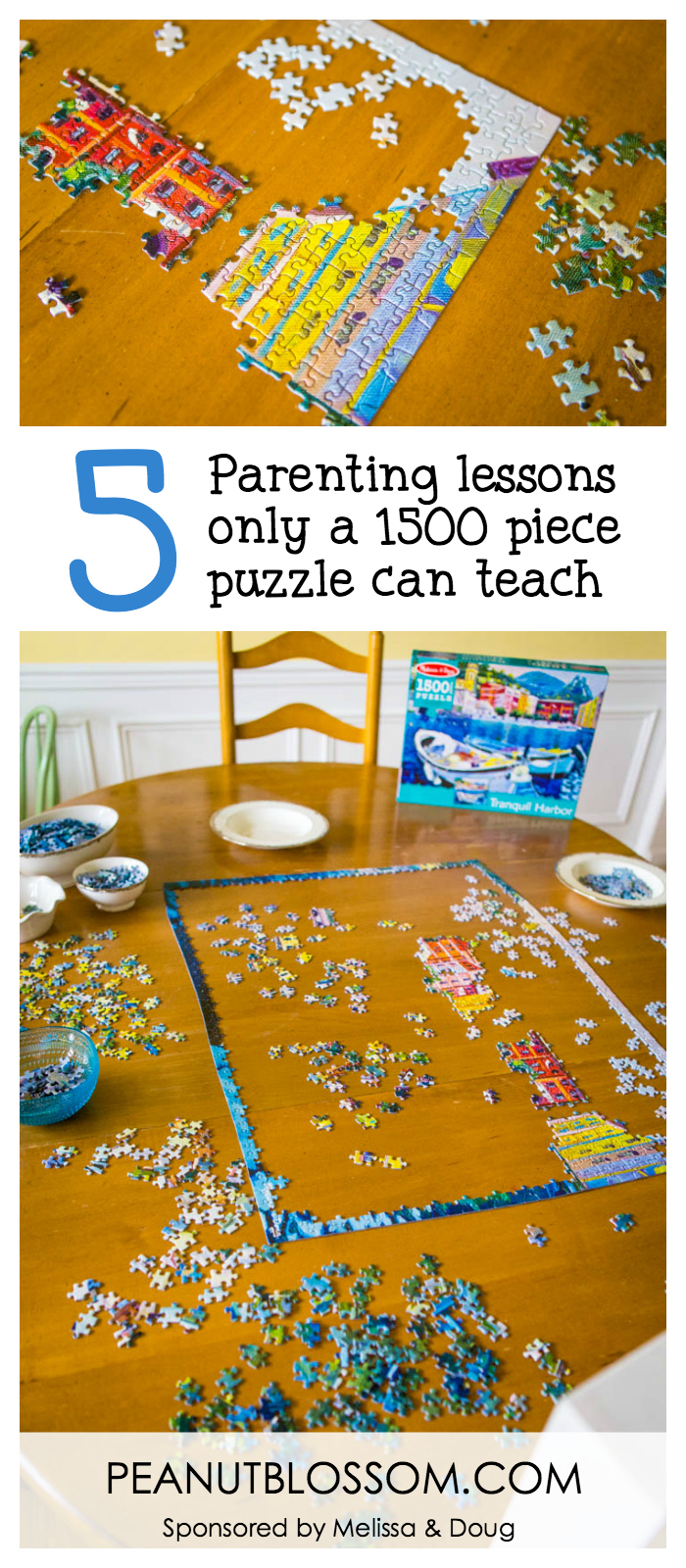 5 parenting lessons only a 1500 piece puzzle can teach