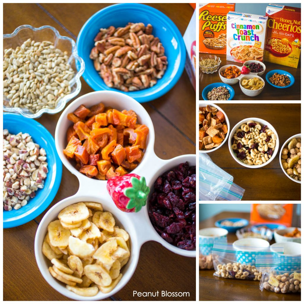 How to make trail mix the best road trip snack ever ccuart Gallery