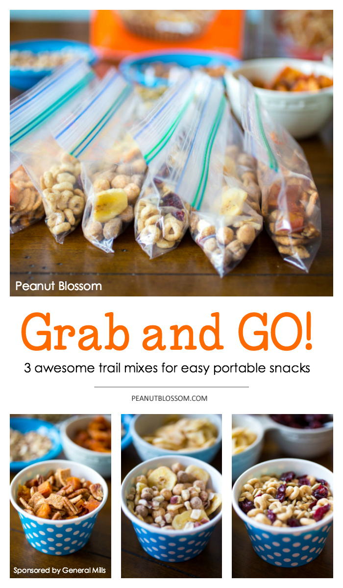 How to make trail mix: the best road trip snack ever!