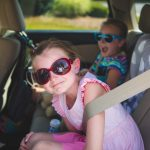"""Hey Mom! THIS is what we need back here!"": Road trip tips from the backseat"