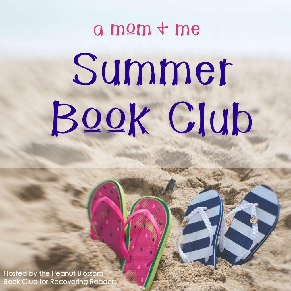 Summer book club for kids and their moms