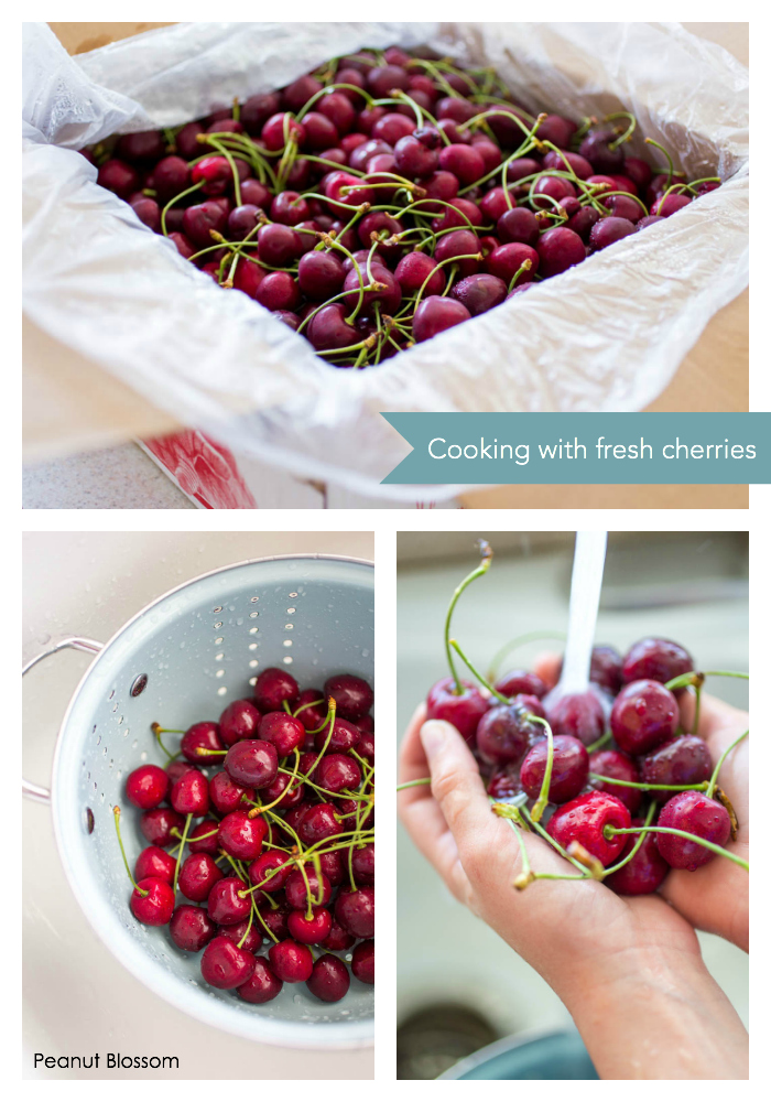 30 fresh cherry recipes for summer. Stock up on mountains of fresh cherries at the farmer's market and learn how to freeze them here.