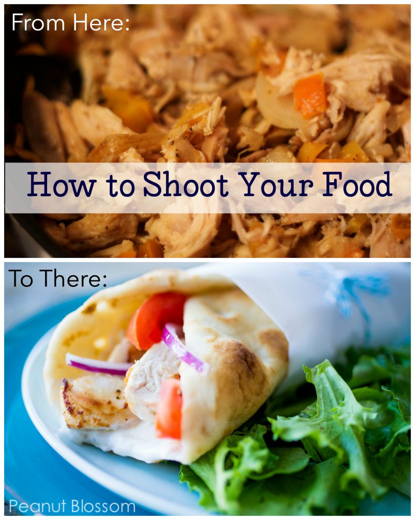 How to shoot your food: Food photography tips for bloggers