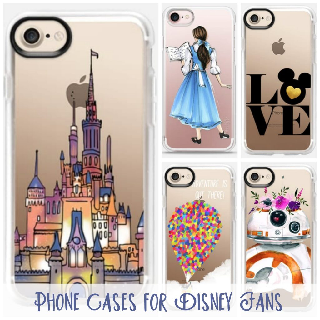 Phone cases for Disney fans