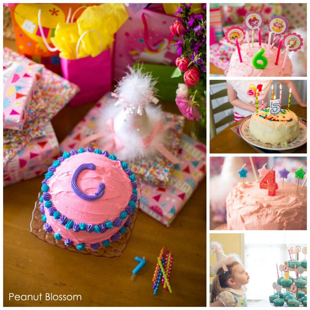 The Ultimate Guide to Homemade Birthday Cake: How to frost a birthday cake and simple decoration tips for beginners.