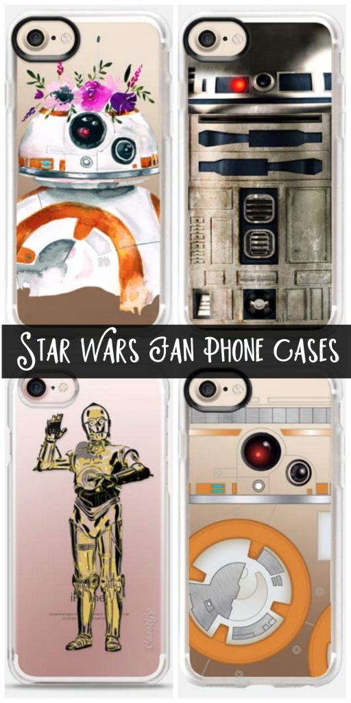 Awesome Star Wars iPhone cases for Disney fans: Perfect for iPhone 7, iPhone 8, and iPhone X