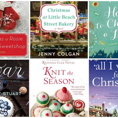 """12 festive books for book club that will make you say """"The Christmas To-Do List Can Wait!"""""""
