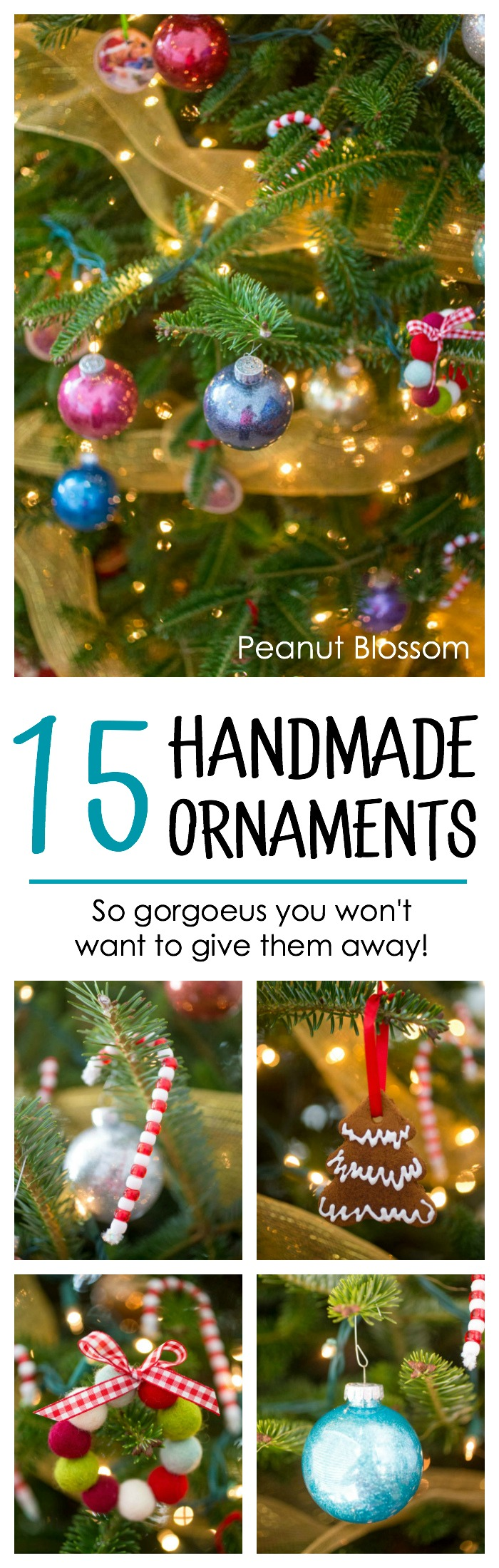 All the best DIY Christmas ornaments you'll actually WANT to hang