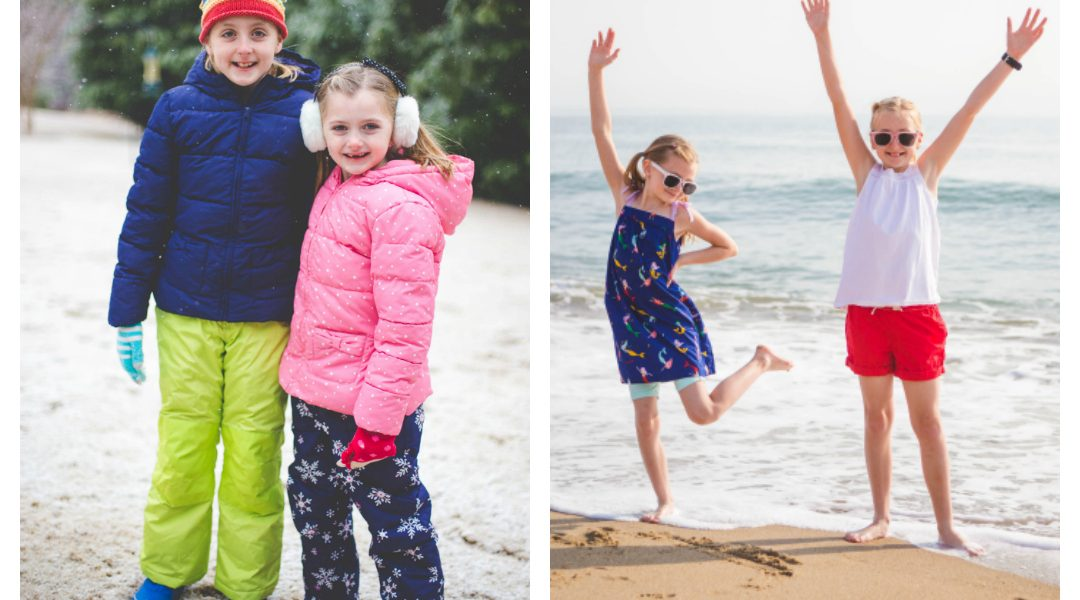 12 photos of your kids you simply can't miss taking this year