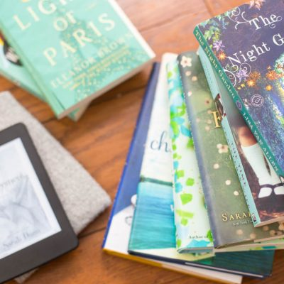 15 palette cleansing books after a dark & heavy read