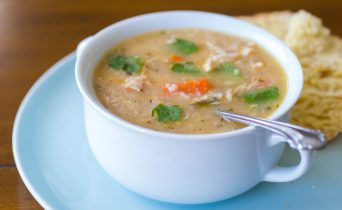 The only homemade chicken soup you need this flu season