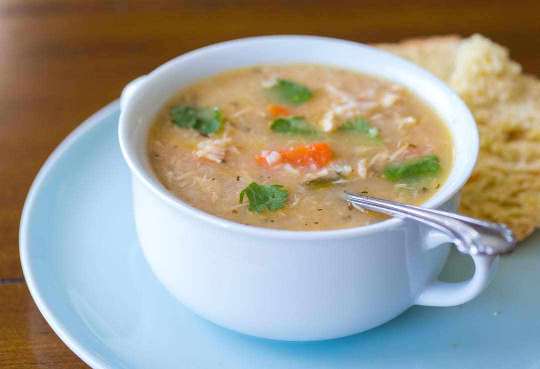 Chinese Chicken Soup Recipe Whole Chicken
