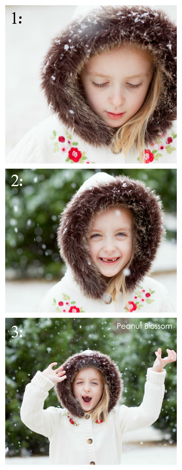 How to take unforgettable winter family photos