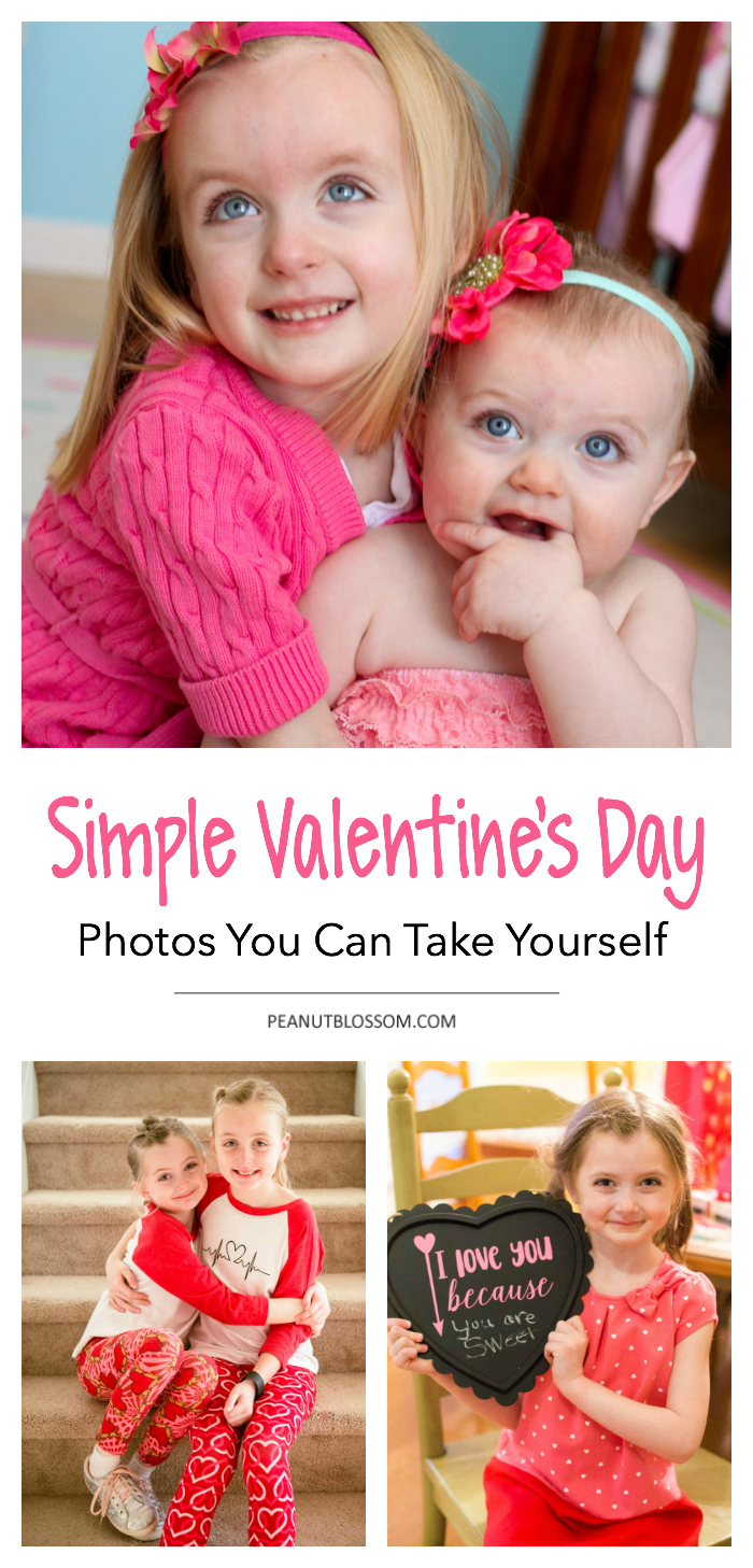 Simple Valentines Day Photos Of Your Kids That You Can Actually