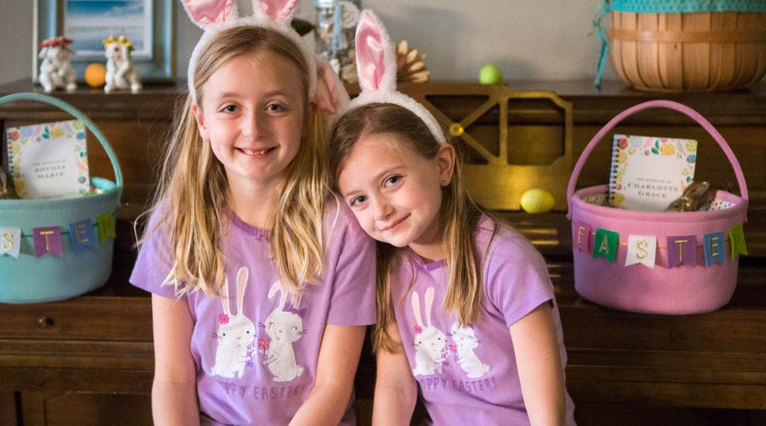 25 Easter picture ideas for busy moms {Free Printable}