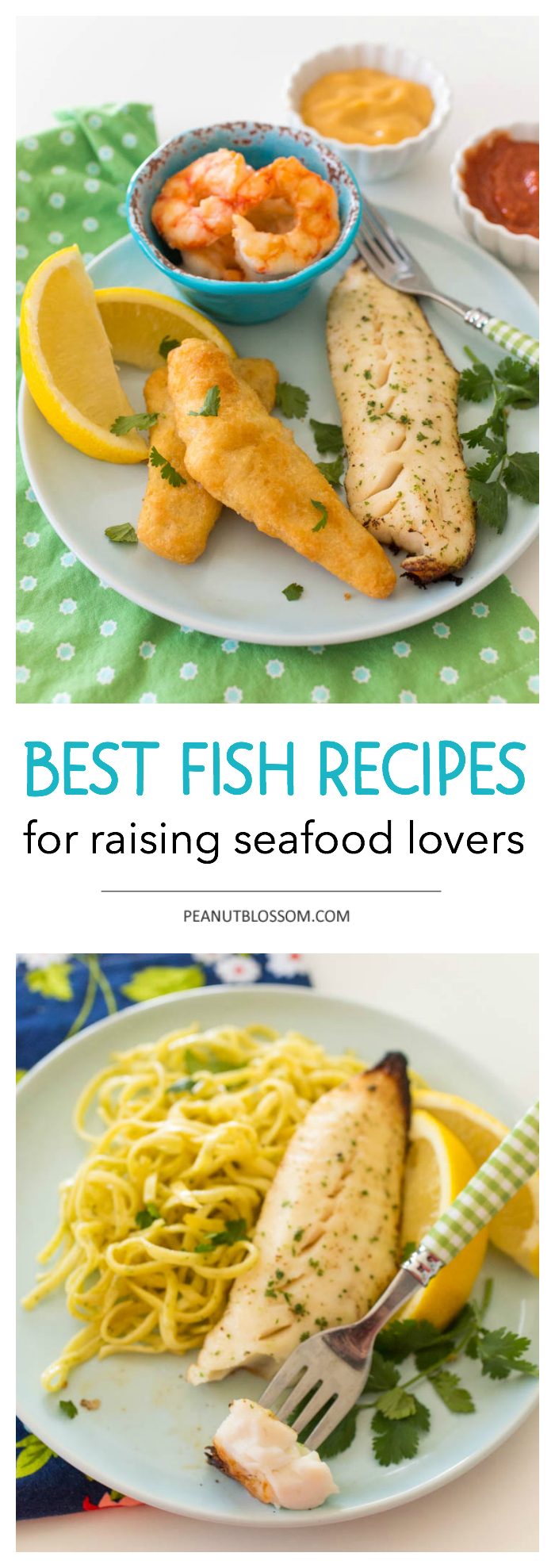 The best fish recipes for kids: Introducing seafood to fussy eaters