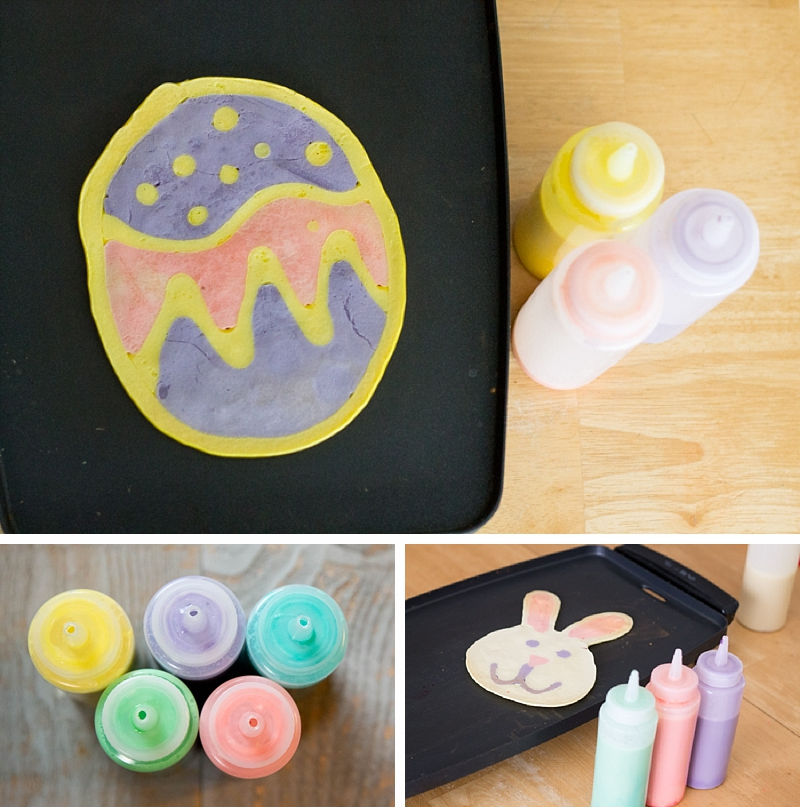 Super-Simple Easter Treats To Make With Kids - Easter Art Pancakes