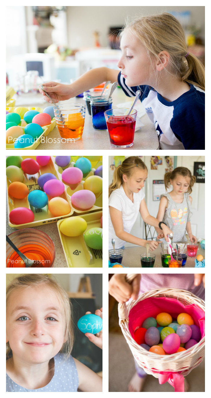 25 Easter picture ideas for busy moms with a free printable checklist