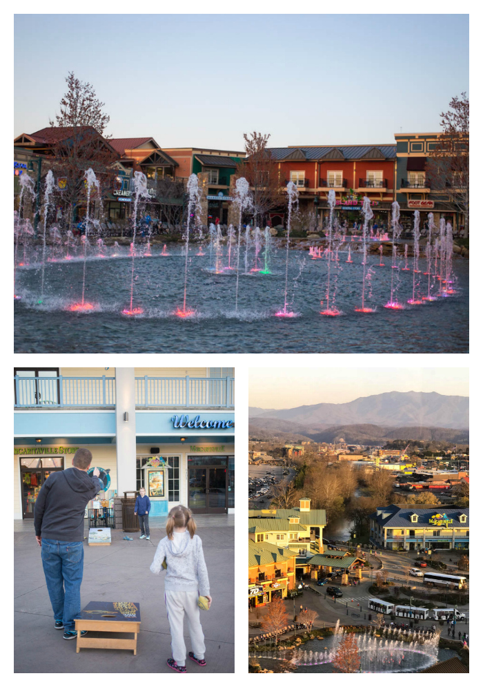 Free things to do in Pigeon Forge TN