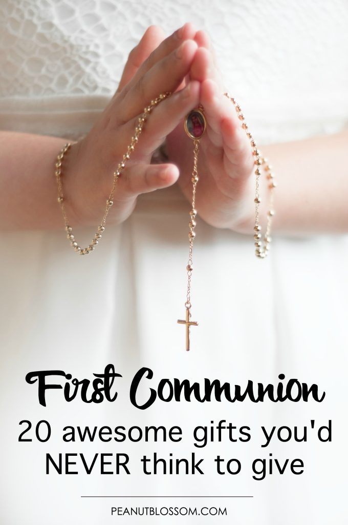 First Communion gifts: 20 awesome gift ideas you'd never think to give