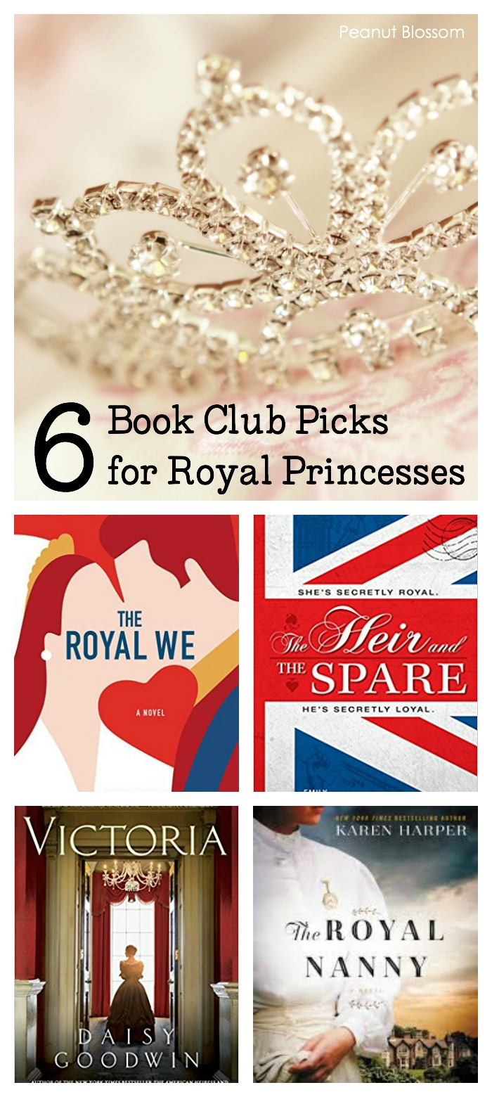 British themed books for book club