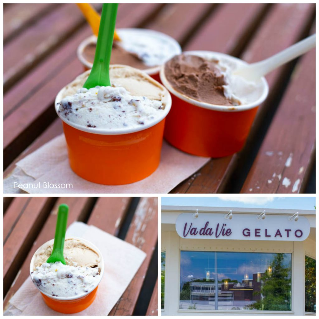 The best ice cream in Charlotte NC: Va da Vie Gelato