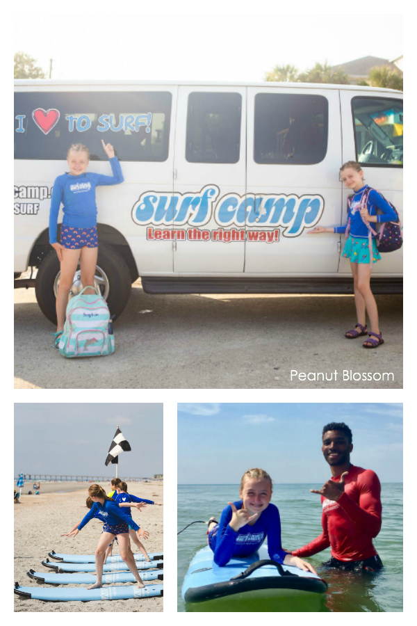 The best surf camp in Wrightsville Beach NC