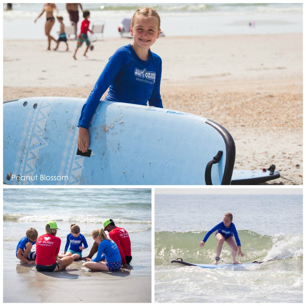 WB Surf Camp in Wrightsville Beach NC is the best surf camp for beginners