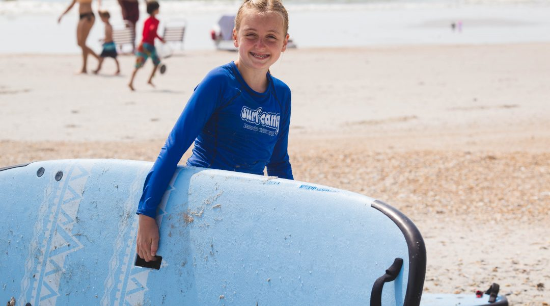I put my kids in surf camp and it was the BEST decision ever