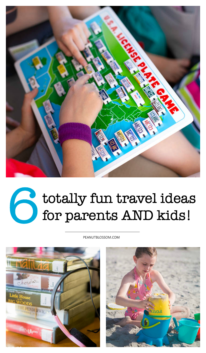 6 totally fun travel activities for parents AND kids: reconnect on your next vacation.